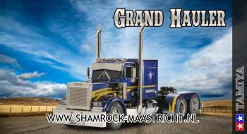 Tamiya Grand Hauler Customized