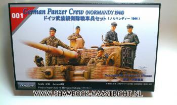 Tristar German Panzer Crew Normandy 1944