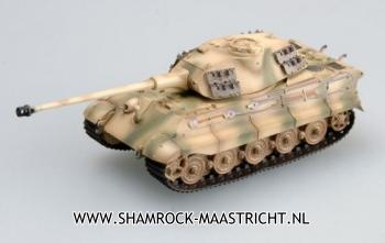 Easy Model Kingtiger WWII 1/72 scale