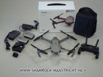 Dji Innovations Occasie Mavic Pro Platinum Fly More Combo
