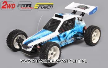 Fg Marder E RTR 1/6 Brushless Off-Road Buggy