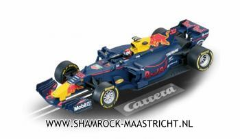 Carrera Evolution Red Bull Racing TAG Heuer RB13 M.Verstappen No.33