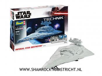 Revell Imperial Star Destroyer - 1/2700 Technik