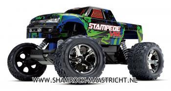 Traxxas Stampede VXL Brushless (NO Batt./Charger) 1/10 Monster Truck 2.4GHz TSM TQi Edition